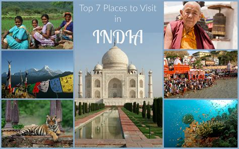 7 Places To Visit At Time the top 7 places to visit in india