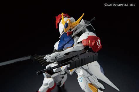 Gundam Sd Ex Barbatos Lupus Bandai 1 100 mechanics gundam barbatos lupus 01