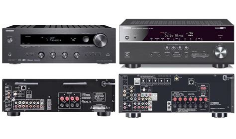 best speakers for av receiver the difference between home theater receivers and stereo