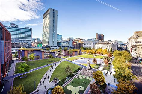 Manchester Gardens by Place West Piccadilly Gardens Application Due In