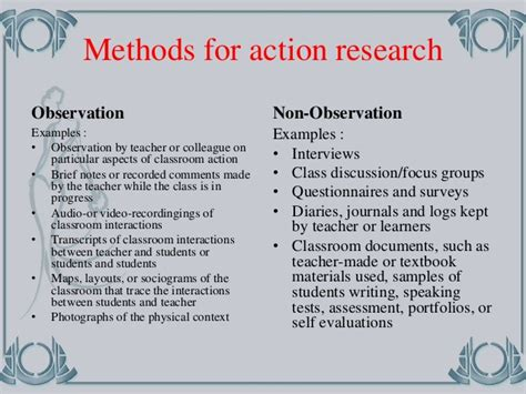 themes in education action research action research projects exles education pdfeports178