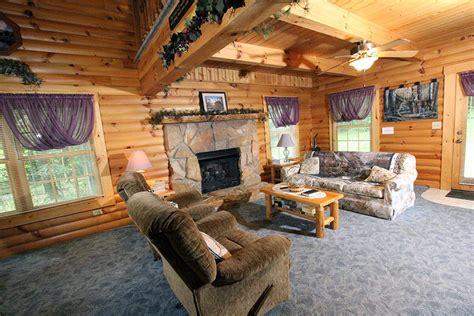 Tulip Poplar Log Cabin Tranquil Acres Cabins