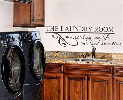 wall stickers for laundry room laundry room wall decals laundry room