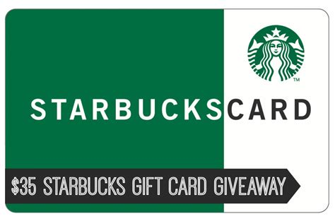 Gift Cards Giveaways - 35 starbucks giveaway amy latta creations
