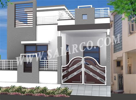 Design Of Home 3d Design Of House Exterior Gharexpert