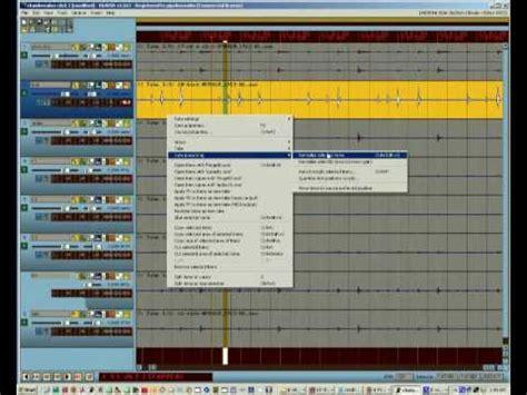 reaper drum pattern editor reaper tutorial 11 more automatic drum editing youtube