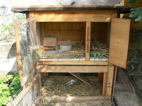 das stall stall zur schutzh 252 tte umbauen kaninchen