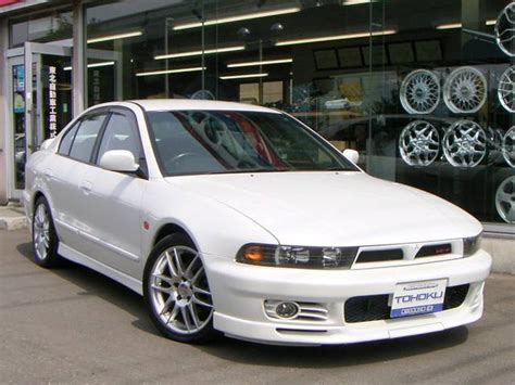 1998 mitsubishi galant information and photos momentcar