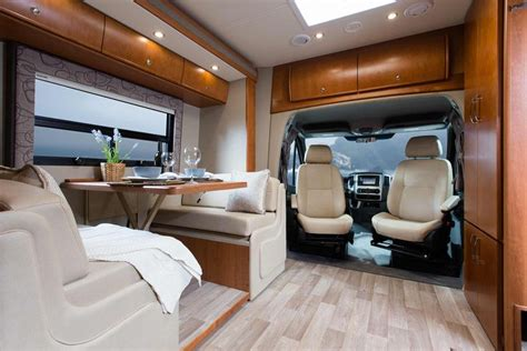 luxury rv living