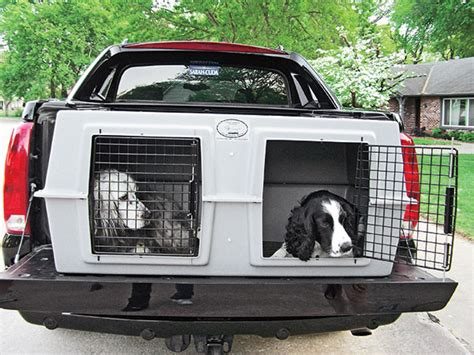 kennel for truck image gallery truck kennels