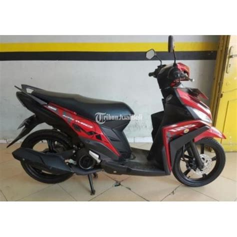 Yamaha Mio M3 Mulus Mengkilap yamaha mio m3 cw bluecore second 2015 pajak panjang
