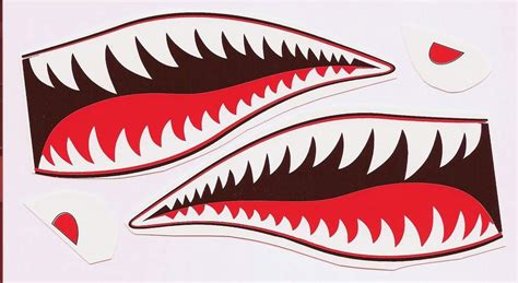 Flying Tiger Store Attachment Browser P 40 Sharkteeth Jpg By Jgmtens Rc Groups