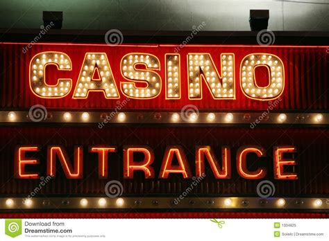 Lights Casino by Casino Entrance Neon Lights Editorial Image Image 1334825