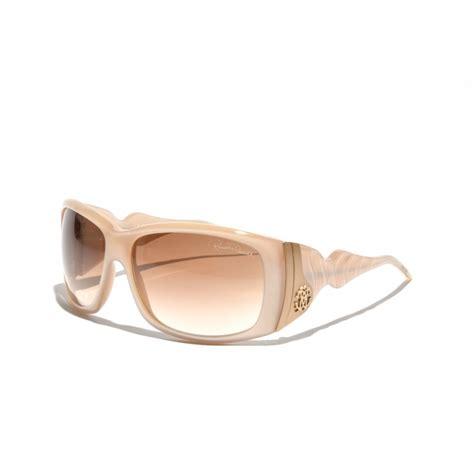 R Cavali roberto cavalli cabiro sunglasses pearl brown gradient