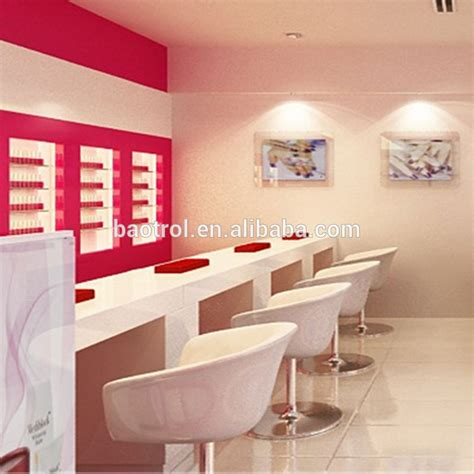 Hottest Products White Color Nail Bar Solid Surface Nail