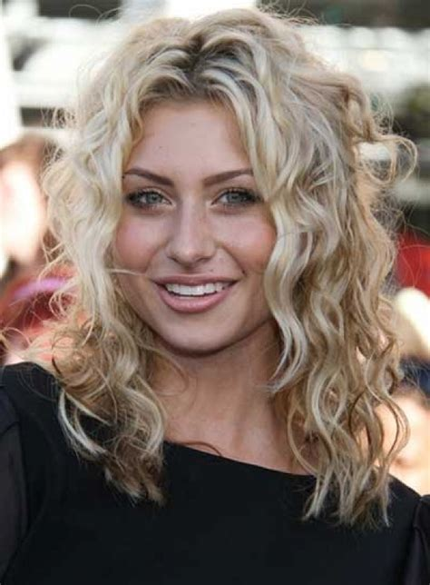 perm mid length hair on lady over 50 aly michalka curly hair regarding invigorate my salon
