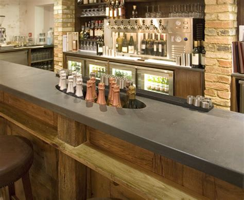 slate bar top designs for bespoke slate worktops and work surfaces