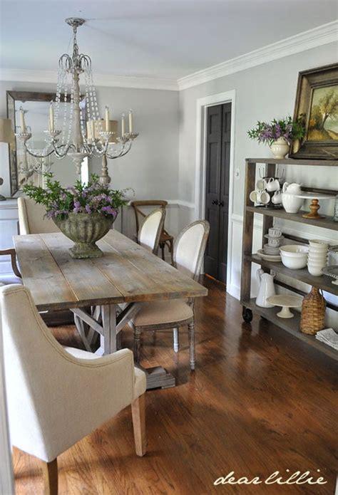 Agradable  Como Decorar Un Salon Comedor Pequeno #7: Decorar-adornos-mesa-comedor-rectangular-17.jpg