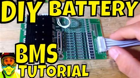 Diy Battery Management System