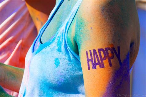color run pomona daily photo la if you re happy and you it