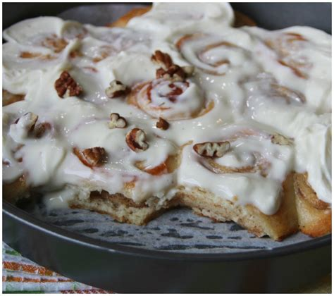 Cinnamon Rolls With Cheese Frosting keto cinnamon rolls recipe low carb and made with