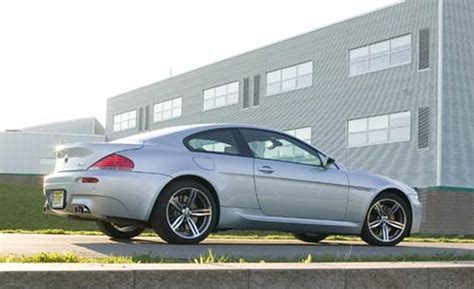 bmw m6 2006 car and driver