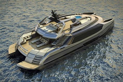 catamaran superyacht ego superyacht catamaran barcos pinterest catamaran
