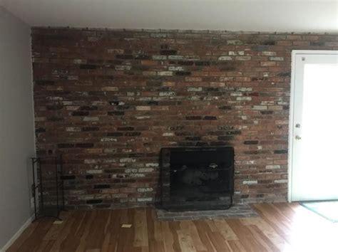 Glazed Brick Fireplace by Glazed Brick Fireplace Surround