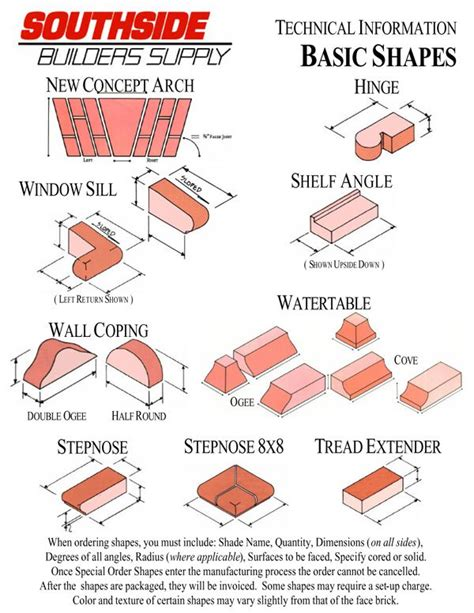 different sizes and shapes of viginal 7 best bricks images on pinterest bricks brick face and