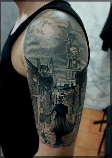 Victorian London Tattoo Designs | d 233 tranges tatouages victoriens et steunk 224 d 233 couvrir
