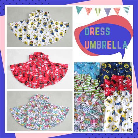 Grosir Murah Vela Umbrella Dress 1 Grosir Dress Umbrella Anak Perempuan Murah Tanah Abang 22ribu