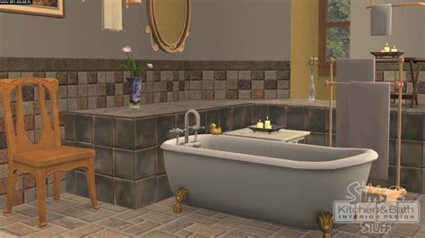 the sims 2 kitchen bath interior design stuff