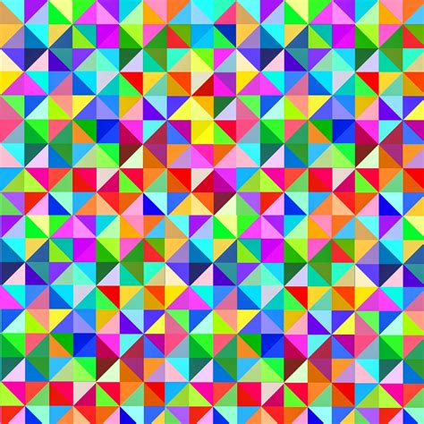 colorful triangle pattern wallpaper doodlecraft gigantic geometric colorful triangle freebies