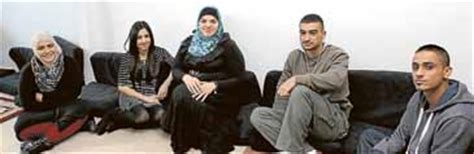 bazzi group social hub youth volunteer fatima bazzi third from left