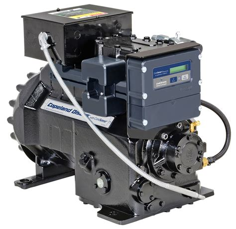 copeland semi hermetic compressor wiring diagram
