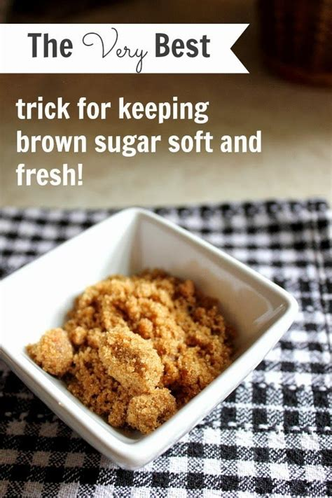 2 Die 4 Fresh Brown Sugar by The Best Trick For Keeping Brown Sugar Soft And Fresh