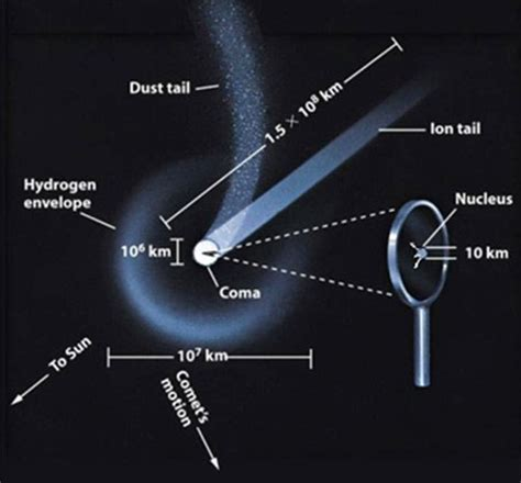 comet diagram asteroid and comet diagram page 2 pics about space