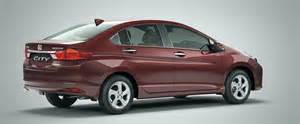 new honda city car 2014 new honda city rear 3 quarter