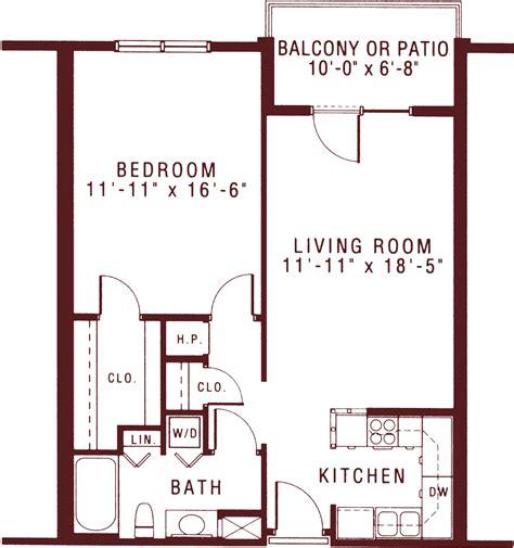 spacious  bedroom apartments  senior living riddle village