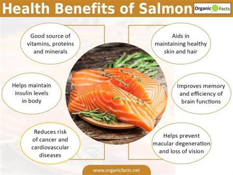 Health Benefits Of Fish by 12 Wonderful Benefits Of Salmon Organic Facts