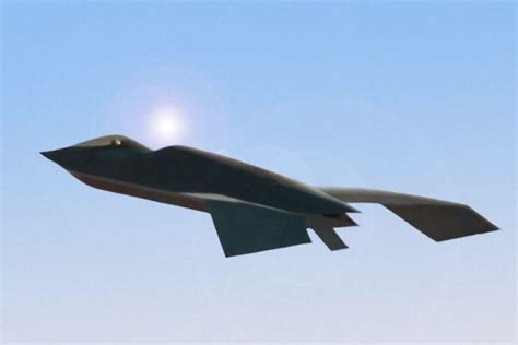 top secret technology demonstrator aircraft that are now