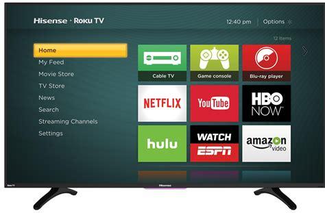 Tv Led 78 Inch Plus Dvd Player hisense 50h4c 50 inch 1080p roku smart led tv
