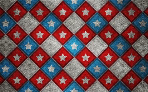 3d quilted wallpaper captain america logo on metallic square pattern wallpaper
