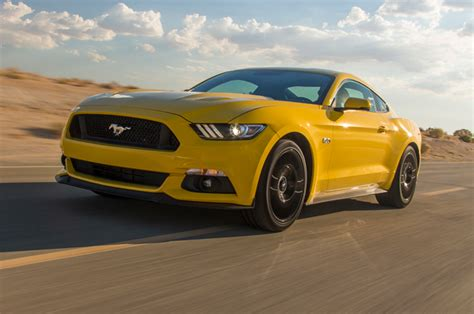 Mustang Auto Homepage by 2015 Ford Mustang First Official Photos Muscle Cars World