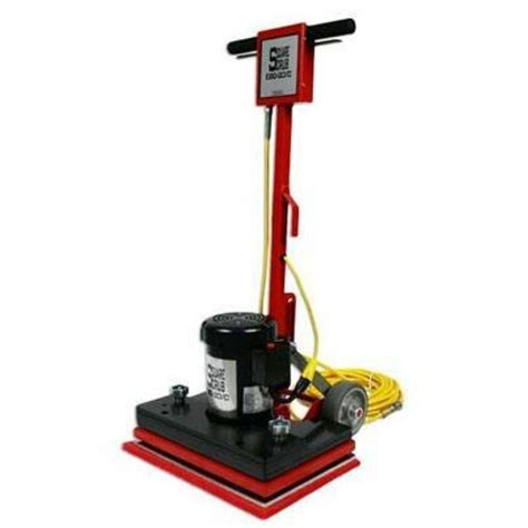 Floor Waxing Machine by Square Scrub 174 20c Chemical Free Floor Stripping Machine