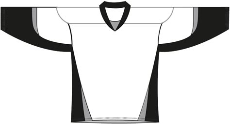 coloring pages of hockey jerseys league style blank hockey jerseys xj6 white black grey