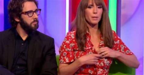Tv Presenter Wardrobe by Alex Jones Suffered An Awkward Wardrobe And