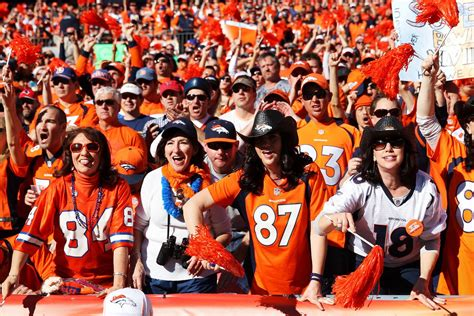 denver broncos fan store 7 reasons denver broncos fans are really the best in the