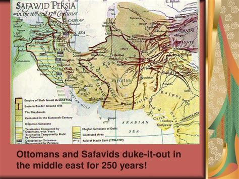 ottomans and safavids ppt safavid empire 1501 1740 powerpoint presentation