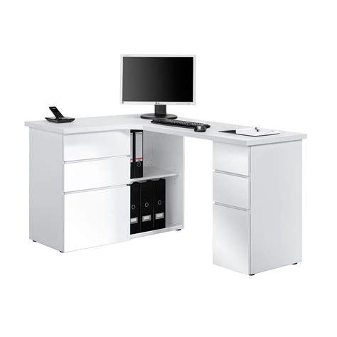 Schreibtisch Computertisch computertisch schreibtisch icy wei 223 und wei 223